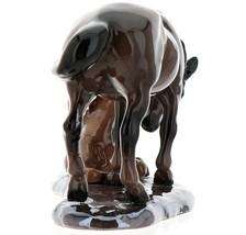 Hagen-Renaker Specialties Ceramic Horse Figurine Mustang Mare with Colt image 5