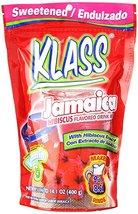 KLASS Jamaica (Hibiscus) Instant Drink Mix, 14.... - $9.74