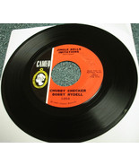 CHUBBY CHECKER & BOBBY RYDELL Cameo 45 JINGLE BELL ROCK - $14.77