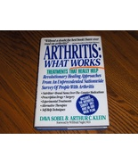 Arthritis What Works Treatments That Really Help - $9.97