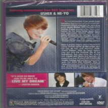 Justin Bieber: The Untold Story of His Rise to Fame Dvd image 2