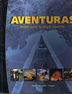 Adventuras with 4 cds