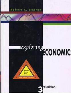 Exploring economics 3rd