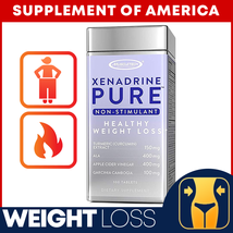 "Muscletech Xenadrine Pure Weight Loss* ""FREE SHIPPING"" - $19.78"