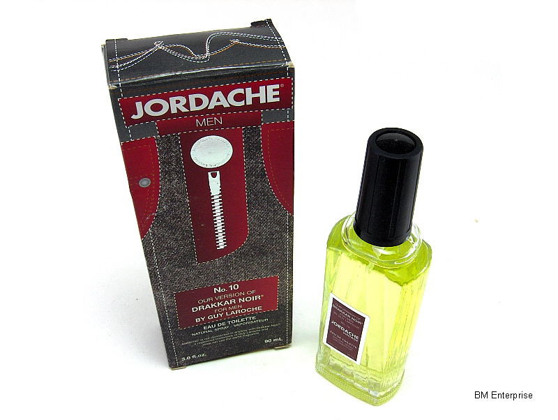 Jordache For Men No. 10 Their Version of Drakkar Noir