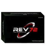 REV72 XL ~ Powerful 72hr Natural Male Stimulant 10 Pack - $40.73