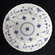 "Yorktown Salem China Co 10"" Dinner Plate Ironstone Made in England (craz... - $7.91"