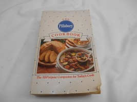 Old 1995 THE PILLSBURY COOKBOOK THE ALL-PURPOSE COMPANION FOR TODAY'S COOK - $19.79