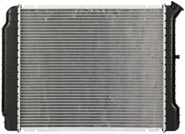 RADIATOR GM3010357 FOR 82 83 84 CHEVY CAMARO PONTIAC FIREBIRD V6 2.8L image 3