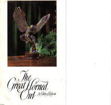 Great horned owl thumb200