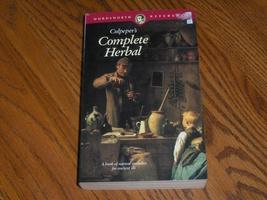 Culpeper's Complete Herbal - $14.99