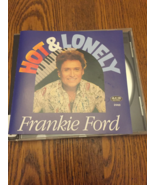 CD Frankie Ford 'Hot and Lonely' rare 1995 set Ace Records R&B pop vocal - $39.99