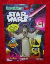 Star Wars Tusken Raider Bend-Ems Just Toys 1994 Tusken card - $9.00