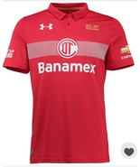 NWT TOLUCA 100 YEARS ANNIVERSARY FAN JERSEY  SIZE S TO XL - $44.99