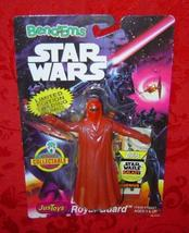 Star Wars Emperor's Royal Guard Bend-Ems Just Toys 1994 boba - $9.00