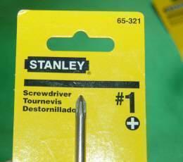 Wholesale Lot 5 Stanley 65321 Phillips Head Screwdriver