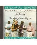 CD--The Floating Jazz Festival Trio 1996 - $9.99
