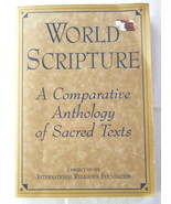 World Scripture: A Comparative Anthology of Sacred Texts  - $22.00