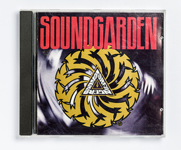 Soundgarden, Badmotorfinger, Grunge Music CD, Chris Cornell, Outshined - $4.65