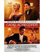 Cadillac Records 27 x 40 Original Movie Poster 2008 - $9.95
