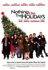 Poster nothing like the holidays