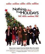 Nothing Like the Holidays 27 x 40 Original Movie Poster 2008 - $9.95