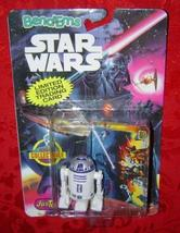 Star Wars R2-D2 Bend-Ems Just Toys 1993 Rare square bubble - $15.00