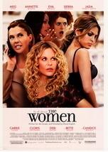 The Women 27 x 40 Original Movie Poster 2008 - $9.95