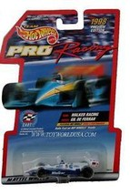 1998 Hot Wheels Pro Racing Gil De Ferran Walker Racing  - $12.00