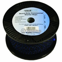 Stens #146-931 100' True Blue Starter Rope  #7 Solid Braid - $25.39