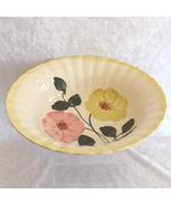 Blue Ridge Vegetable Serving Bowl Southern Galleries Handpainted Undergl... - $12.49
