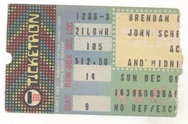 RARE AC/DC & Midnight Flyer 12/6/81 E Rutherford NJ Concert Ticket Stub! - $8.90