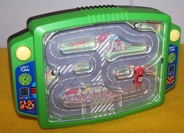 Battery Operated Car Racing Game - $15.00