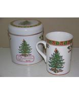 SPODE CHRISTMAS TREE SENTIMENT MUG - $19.99