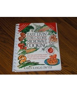 Easy Livin Low Calorie Microwave Cooking - $7.97