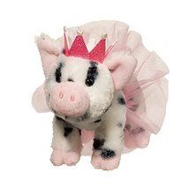 Douglas Loretta Pig w/ Crown - $14.35