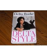 Delta Style  Delta Burke - $14.99
