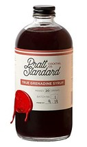 True Syrups and Garnishes Old Fashioned Authentic Grenadine Syrup for Co... - $17.80