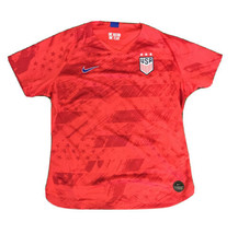 Nike USWNT USA Alex Morgan #13 Soccer Jersey Red NEW Women's SIZE XL $120 - $54.44