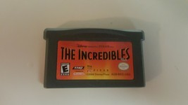 The Incredibles Nintendo Game Boy Advance - Buy 3 Get 1 - $5.31