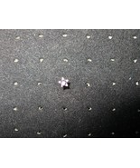 NOSE STUD PURPLE AMETHYST STAR BODY JEWELRY #849B - $6.99