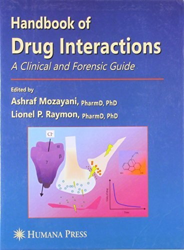 Handbook Of Drug Interactions: A Clinical & Forensic Guide [Hardcover] [Jan 01,