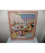 Disney  8X10  Framed Daisy and Minnie Eating Ic... - $19.99