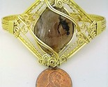 Agate gold plate bracelet 1  1  thumb155 crop