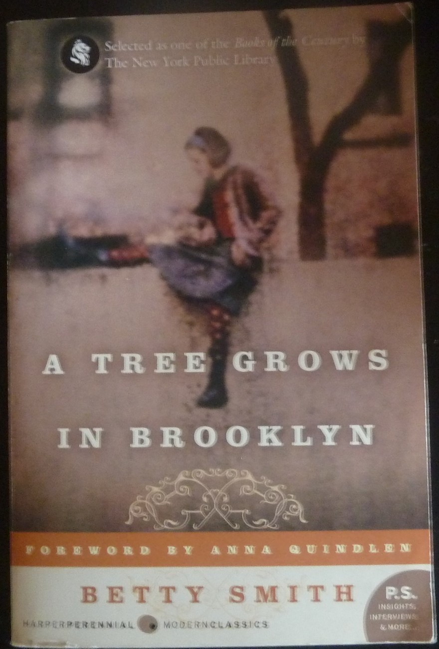A tree grows in brooklyn thesis