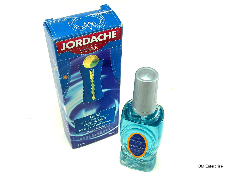 Jordache For Women No. 32 Their Version of Cool Water