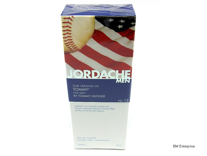 Jordache For Men No. 15 Their Version of Tommy