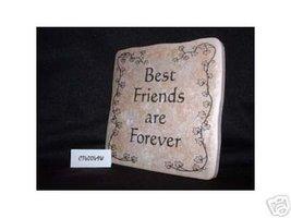 Christian Laser Engraved Ceramic Tile Friends F... - $14.95