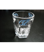 Cedar Point Ohio Amusement Park Shot Glass Roller Coasters - $7.99