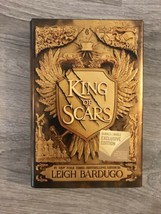 King of Scars by Leigh Bardugo 1st B&N Exclusive Edition Hardcover (No P... - $19.99